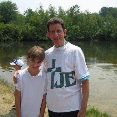 Michael Water Baptism Photos