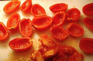 Stuffed Tomatoes…