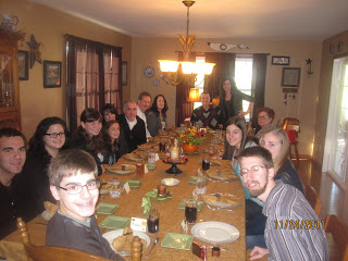 Thanksgiving Recap 2011