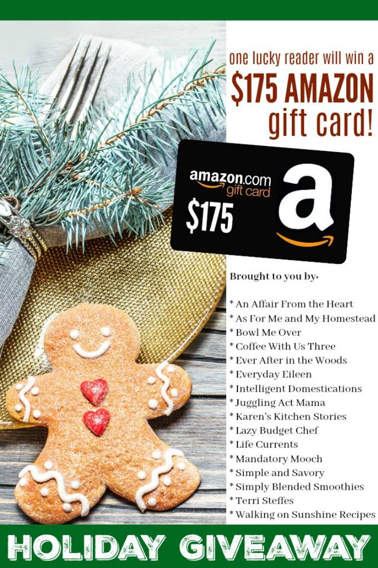 2019 Amazon Gift Card Giveaway