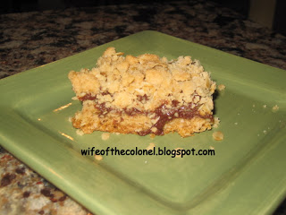 Peanut Butter Oatmeal Squares…