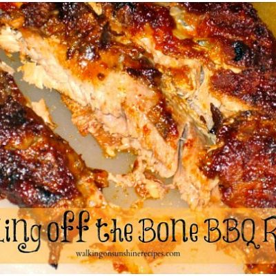 Recipe: Falling off the Bone Barbecue Ribs