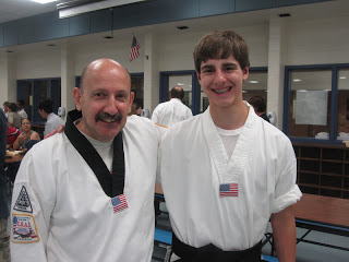 From Yellow Belt to BLACK Belt