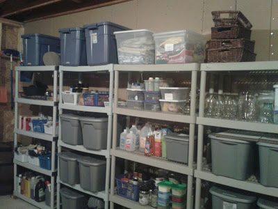 Garages and Storage
