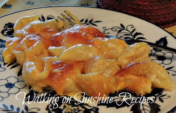 Easy Mac and Cheese from Walking on Sunshine Recipes