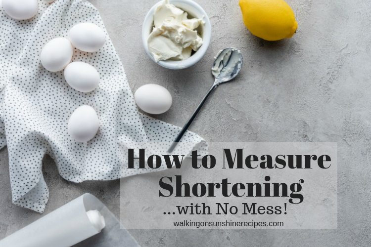 The EASY Way to Measure Shortening