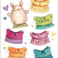 Easter Paper Dolls!