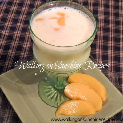Dannon Greek Yogurt Smoothie…
