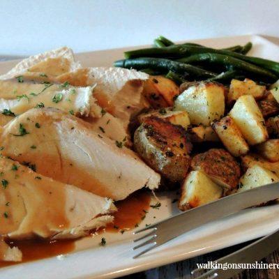 Recipe: Roast Turkey Made in the Crock Pot