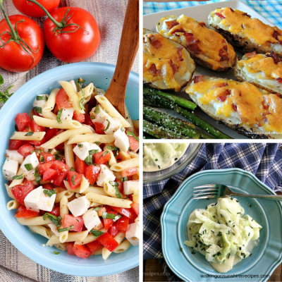 July 4th Side Dishes and Recipes