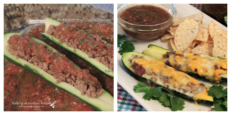 Stuffed Zucchini Recipe Photos from 2013