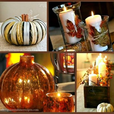 Fall Decorating Ideas Perfect for your Home!