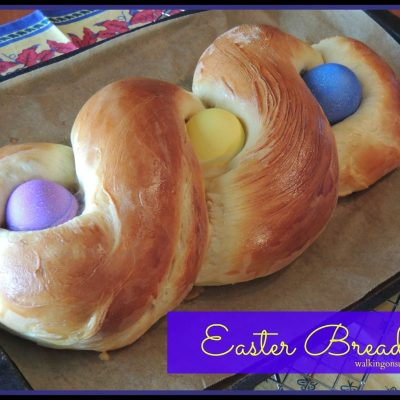 Recipe:  Easter Bread a Family Tradition