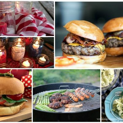 July 4th Menu Ideas