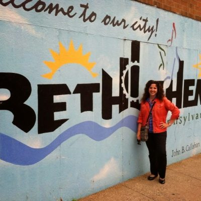 Visit Bethlehem, PA with Me