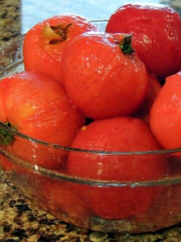 FEATURED NEW SIZE how to peel tomatoes