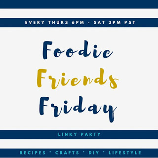 Foodie Friends Friday Linky Party #113