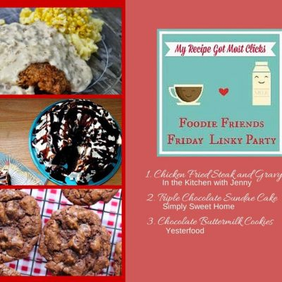 Foodie Friends Friday Linky Party #114