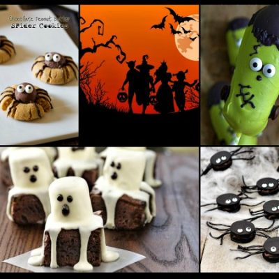Recipe:  Halloween Treats that are Easy to Make