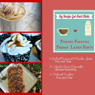 Foodie Friends Friday Linky Party #116