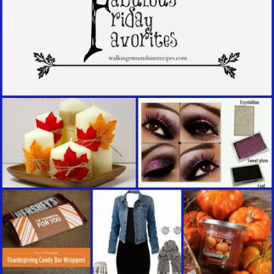 Fabulous Friday Favorites #2