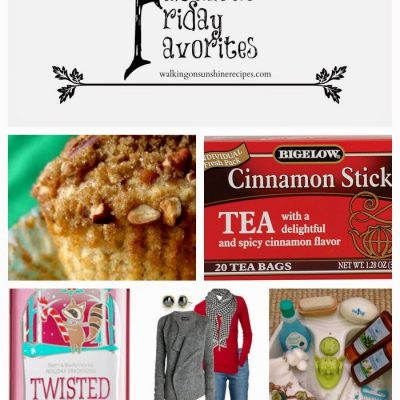 Fabulous Friday Favorites #5