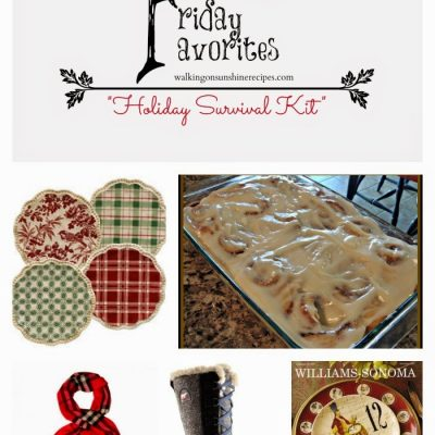 Fabulous Friday Favorites #4
