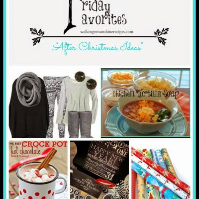 Fabulous Friday Favorites #6