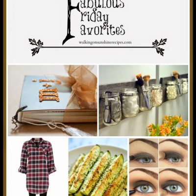 Fabulous Friday Favorites #9