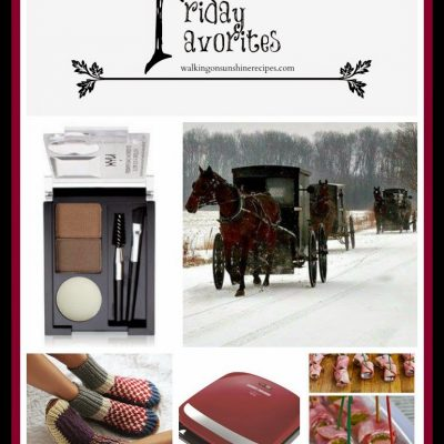 Fabulous Friday Favorites #8