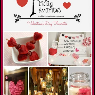 Fabulous Friday Favorites #10