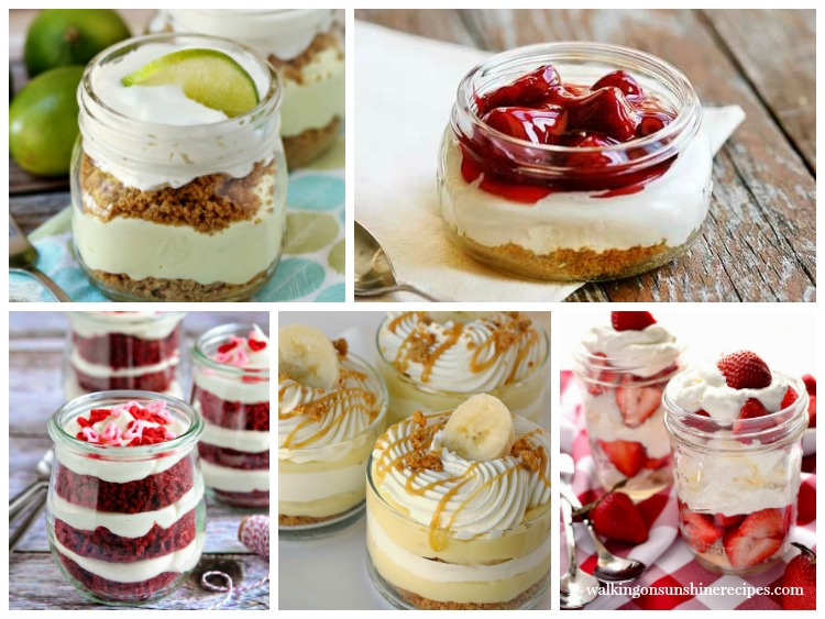 Mason Jar Recipes And Desserts That Are Cute And Delicious