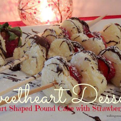 Valentine's Day Sweetheart Dessert