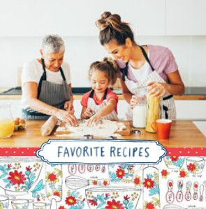 How to Make a Family Cookbook