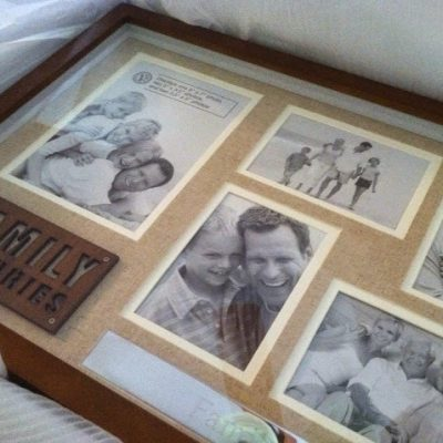 Things Remembered Shadowbox Frame