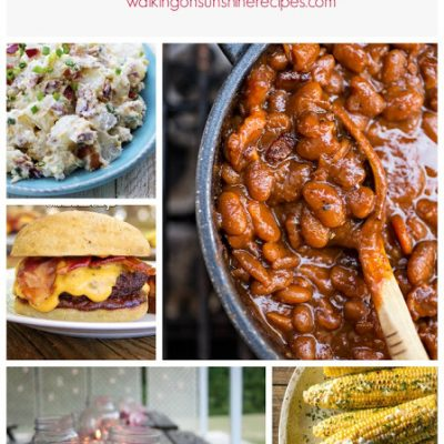 4th of July BBQ Recipes