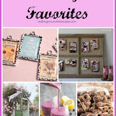 Friday Favorites #20