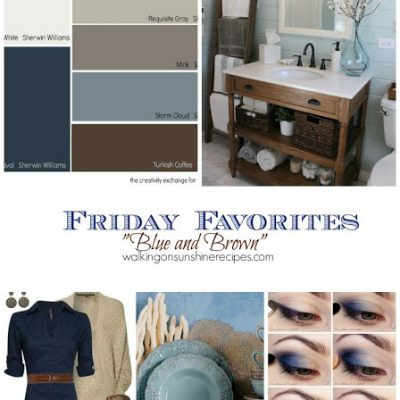 Friday Favorites #22
