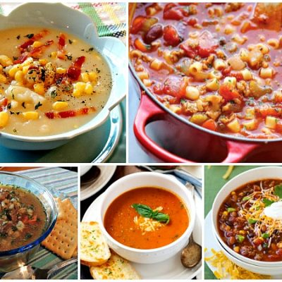 Delicious Soup Recipes Perfect for Dinner