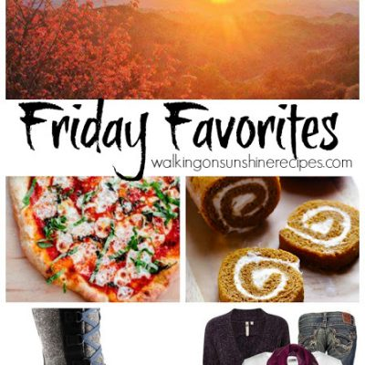 Friday Favorites #29