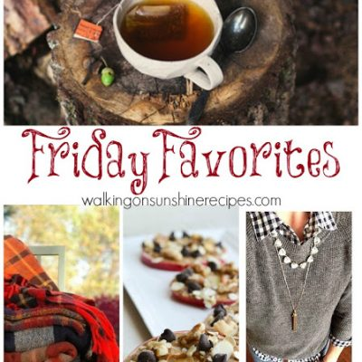 Friday Favorites #28