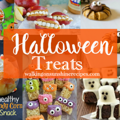 Halloween Food and Treats