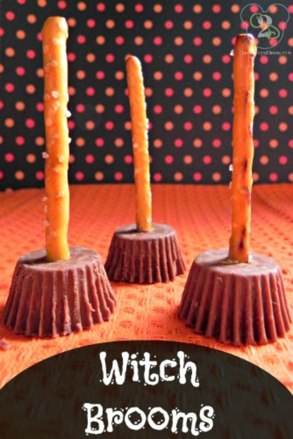 Witch Brooms from Couponing to Disney.