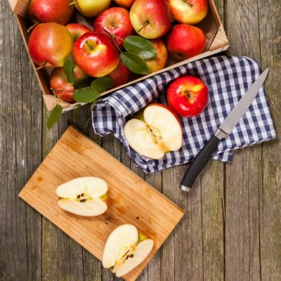The Best Apples for Baking and for Eating