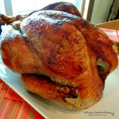 How to Roast the Perfect Turkey for Thanksgiving Day