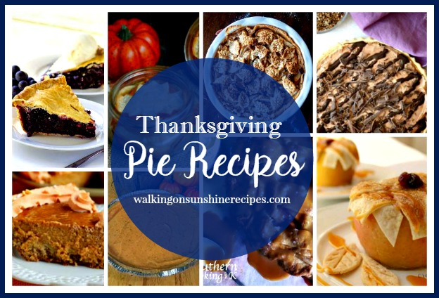 Pies for Thanksgiving - Featured