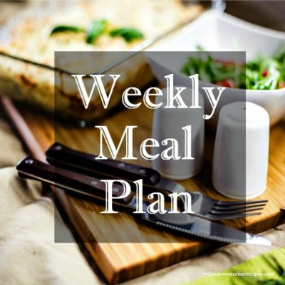 Weekly Meal Plan – 5 Recipes using Canned Beans