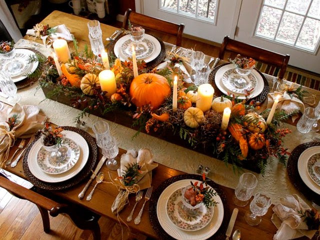 Elegant Table Setting - Featured