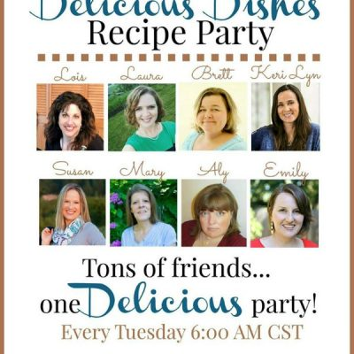 Delicious Dishes Recipe Party #1
