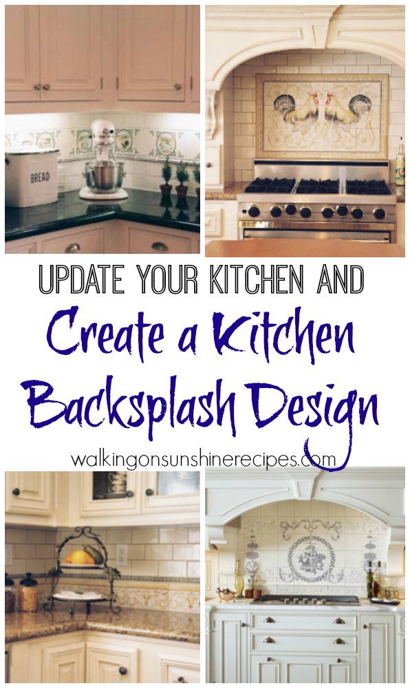 How To Create A Kitchen Backsplash Design